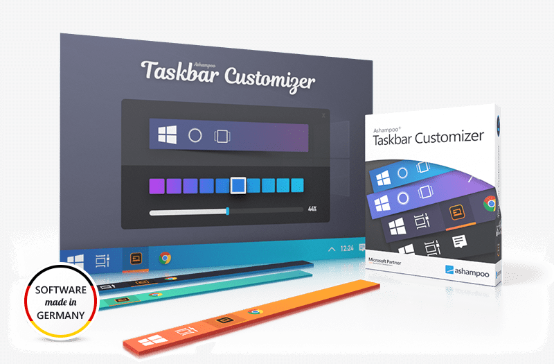 Ashampoo Taskbar Customizer_A