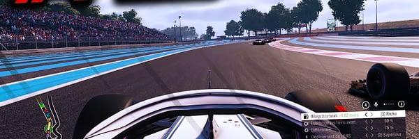 F1 2018 - Plongez dans le monde de la Formule 1 - Gratuit [Giveaway 48h] 1