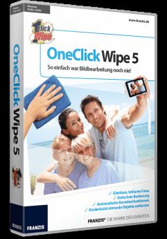 Franzis OneClick Wipe_box